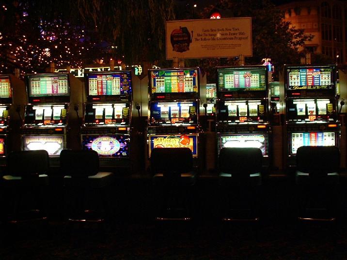 Neue Slots – Spielautomaten, die in Kürze in Las Vegas zu finden sind